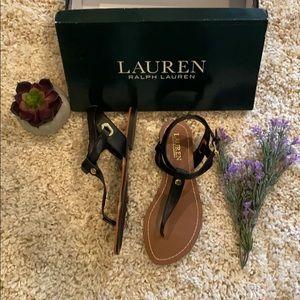 LIKE NEW Ralph Lauren Sandals